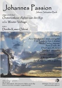 Uitvoering Johannes Passion #4